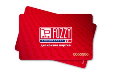 Акції в магазині FOZZY
